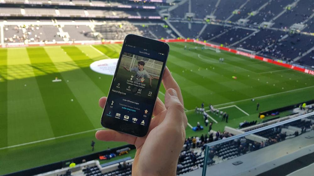 Realife Tech Launches App For Tottenham Hotspur Football Club