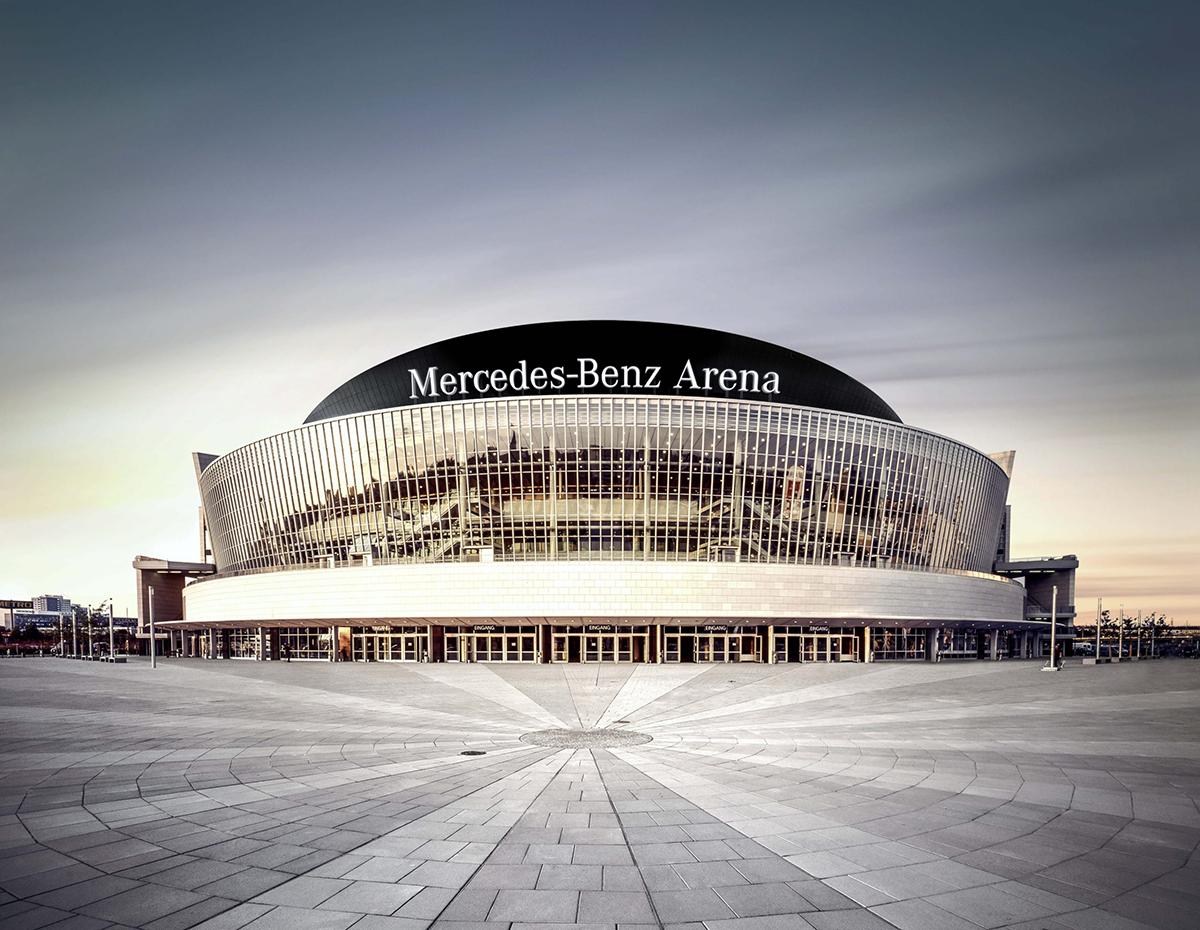 Mercedes-Benz Arena, Berlin