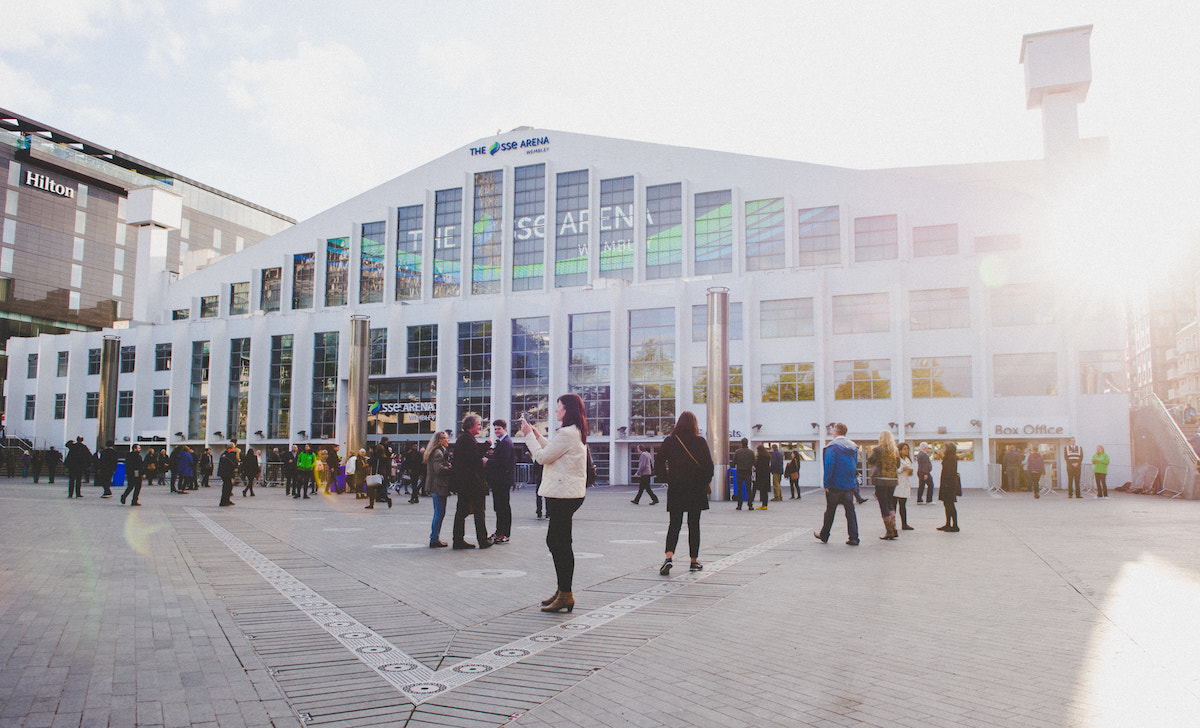 The SSE Arena, Wembley To Go Fully Contactless For The Anthony Joshua vs. Kubrat Pulev Fight This Weekend – With Realife Tech Powered Solutions
