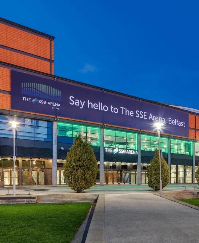 The SSE Arena, Belfast